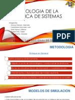 Metodologia de La Dinamica de Sistemas