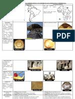 Cuadro Comparativo Entre El Imperio Egipcia y El Imperio Incaico