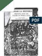 e- Pensar la Historia Argentina desde una historia de América Latina