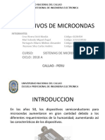 Dispositivos de Microondas
