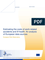 Estimation of Costs of Work-related Injuries Illnesses Deaths European Level.pdf