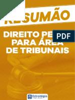 RESUMO DIREITO PENAL PARA CONCURSOS 2018 - ÁREA DE TRIBUNAIS - ESTRATÉGIA CONCURSOS