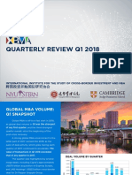 XBMA 2018 Q1 Quarterly Review