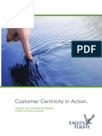 Customer Centricity Brochure