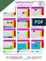 CalendarioEscolarPIDE17-18