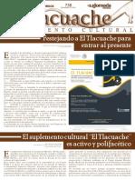 Festejando la publicación 15 años del Tlacuache Suplemento Cultural de Morelos
