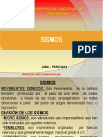 Geología Sismos