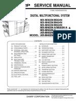 MXM365N Service Manual
