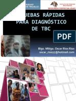 Pruebas Rapidas Para Diagnostico y Sensibilidad de Mycobacterium Tuberculosis Complex