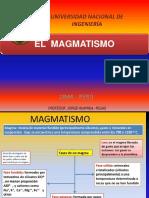 Geología 2 Magmatismo
