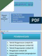 243711848 Presentasi Powerpoint Limbah B3