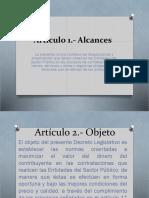 Articulos 1-5