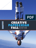 Fall 2018 Creative Paperbacks Catalog