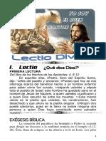 LECTIO 4 PASCUA2
