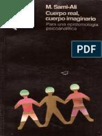 Cuerpo real, cuerpo imaginario [Sami-Ali].pdf