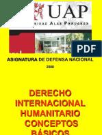 2)Derecho Internacional Humanitario Alaspe