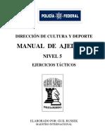 Manual 5 Ejercicios Tácticos