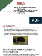 Diseño de Sistema de Tratamiento de Aguas Residuales Metodo Doyoo Yookasoo1