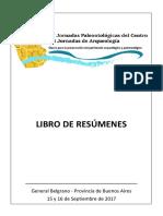Libro de Resúmenes Ivjpc y Ija 2017