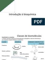 001_introdução a bioquímica