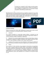 Materia - Clases de Materia - Divisiones de La Materia - 2018