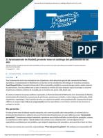 El Ayuntamiento de Madrid promete tener el catálogo del patrimonio en un año.pdf