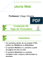 AUT03 - HTML3