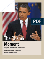 The Obama Moment