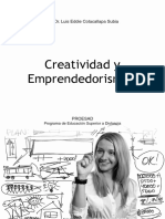 Creatividad y Emprendedorismo(Full Permission)