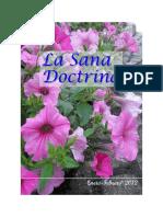 Revista La Sana Doctrina Enero-Febrero 2012