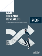 Agile Finance Revealed Report 3654538