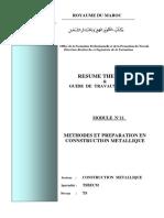 M11_Méthodes Et Préparation en CM