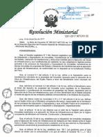 Rm 1201 Comunidad Huayllagual