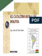 Catastro 2006