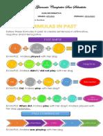 Formulas in Past