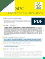 Publicação 5 SNGPC Produtos Controlados