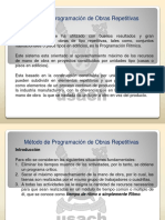 Metodo PROGRAMACION RITMICA