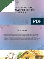 Epoca Feudala in Dacia