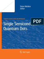 Single Semiconductor Quantum Dots - Peter Michler