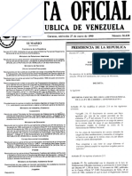 REGLAMENTO GENERAL LEY DE CARRERA ADMINISTRATIVA
