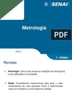 Aula 2 Metrologia - Cleberson Pereira