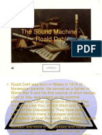36929396 Roald Dahl the Sound Machine