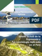 20 Estado Actual de Las Leyes Aplicada en Peru
