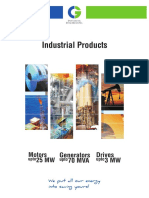 CG Industrial Product Overview