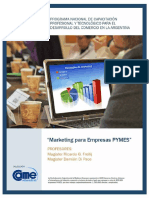 Marketing para empresas PYMES""