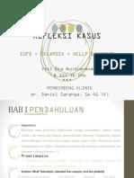 Refka PEB + AKI + HELLP Syndrome