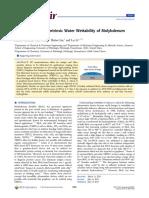 Paper Molibdeno 3