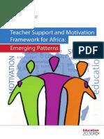 teacher motivation africa