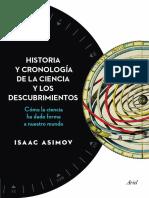 Historia y Crono Ciencia y Descub Prelim
