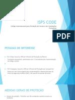 ISPS CODE - Treinamento de Acesso e Ameaça de Bomba